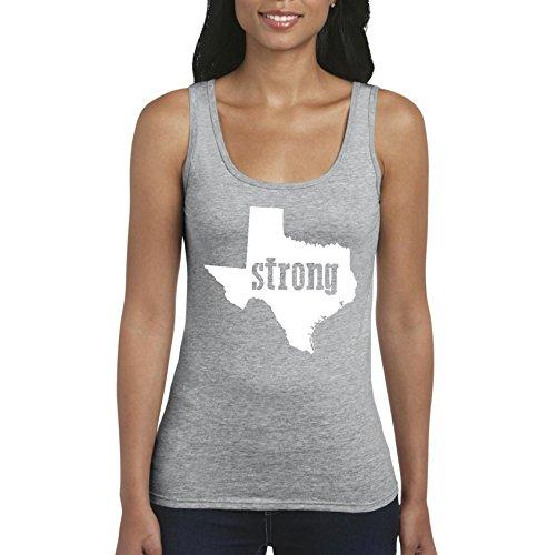 NIB Texas Tank Top Strong Texas Home Of Texas State University and Bobcats Longhorns Women's Tank Top (University Of Texas Halloween Party)