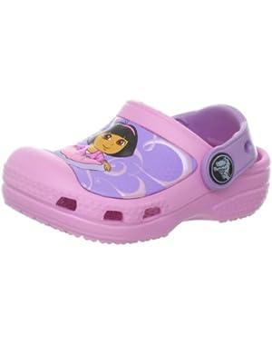 Girls' CC Dora Ballet Clog