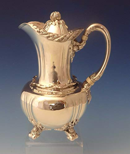 (Chrysanthemum by Tiffany and Co Sterling Silver Chocolate Pot/Pitcher (#0150))