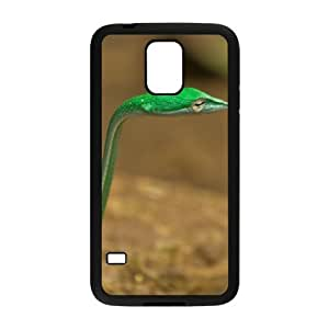 Snake Use Your Own Image Phone Case for SamSung Galaxy S5 I9600,customized case cover ygtg532355