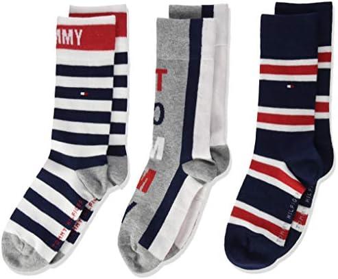 Tommy Hilfiger Jungen Socken (3er Pack)