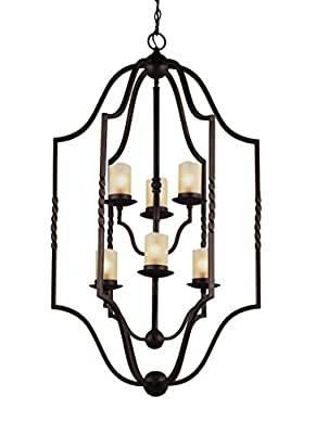 Seagull 5110606-191 Six Light Pendant