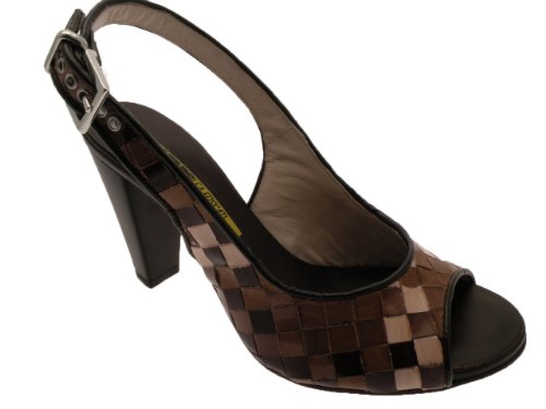 Lea Foscati Pump Heel 90 High Heels New Ladies S. Multicolored