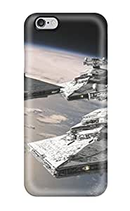Fashionable Style YY-ONE Skin For Iphone 6 Plus- Star Wars