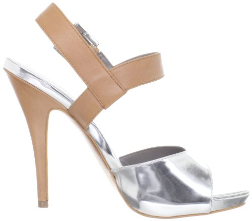 Silver 2 Luxury Natural Judith Women's Pump Rebel nqqaXgH