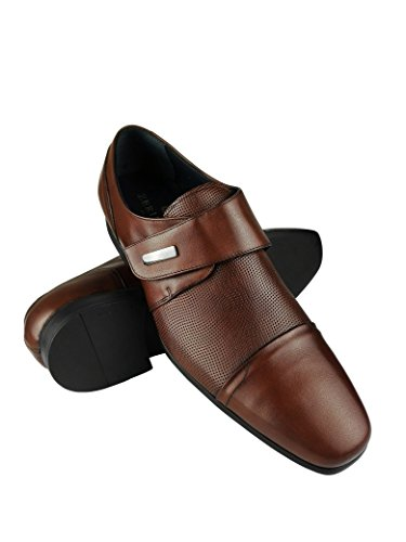 Chaussures augmentent Homme cms Plus pour 7 Taille des Zerimar Qui Chaussures Cuir Réhaussantes Votre vxqwnC8