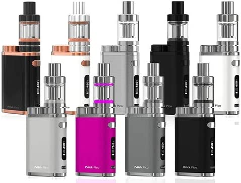 Eleaf iStick Pico TC 75W / MELO 3 Mini Kit Brushed Silver (sin ...