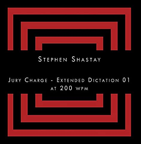 Jury Charge - Extended Dictation 01 at 200 wpm (Jury Charge)