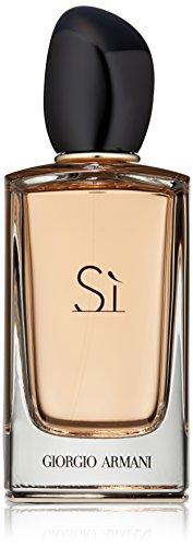 Giorgio Armani Si Eau de Parfum Spray for Women, 3,4 onces