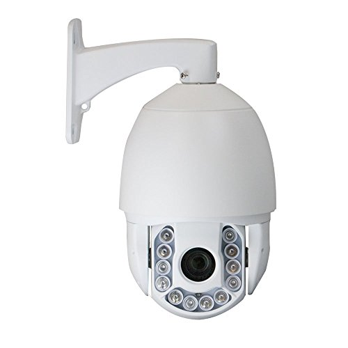GW Security 4.0 Megapixel HD (1920×1080) IP High Speed CCTV