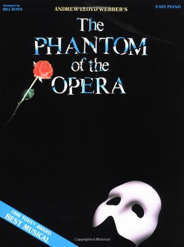 - Phantom of the Opera (Easy Piano)