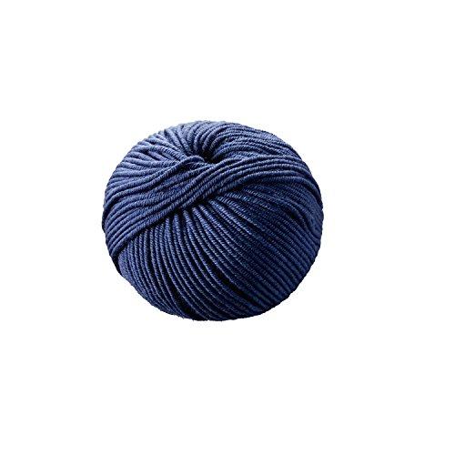 (Sugar Bush Yarn Crisp Double Knitting Weight, Deep Blue Sea )