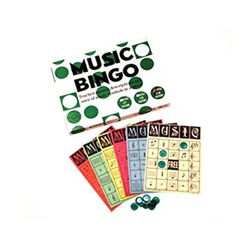 Rhythm Band School Children Kids Musical Instrument Music Bingo