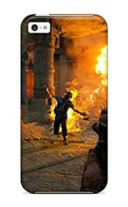 New Style Tpu 5c Protective Case Cover/ Iphone Case - Far Cry 4