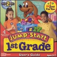 - Jump Start 1st Grade Deluxe JumpStart for Ages 5 - 7