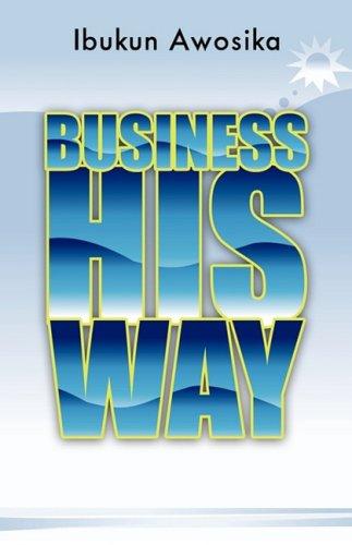 BUSINESS HIS WAY pdf