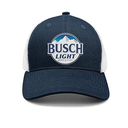 ftuyuy erett Unisex Busch-Light-Beer-Sign- Fashion Cap Trucker Hat
