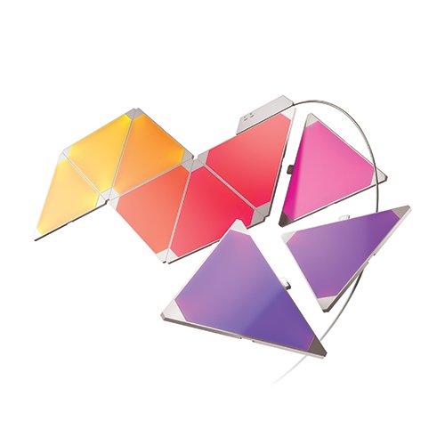 Buy Nanoleaf Aurora Smarter Kit 9 Led Panels Online At Low Prices In