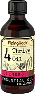4 Thrive Essential Oil