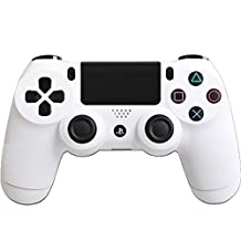 Custom PlayStation 4 Controller Special Edition White Matte Controller