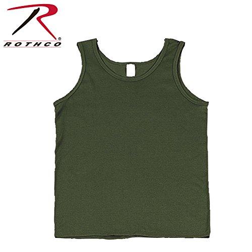 Rothco Tank Top/Olive Drab - -