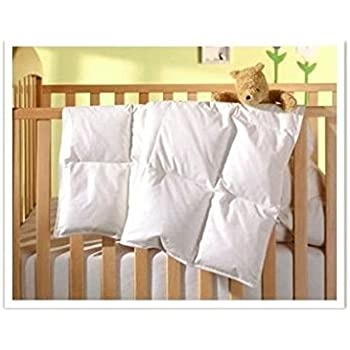 Amazon Com Warm Feather Baby Toddler Crib Down Comforter