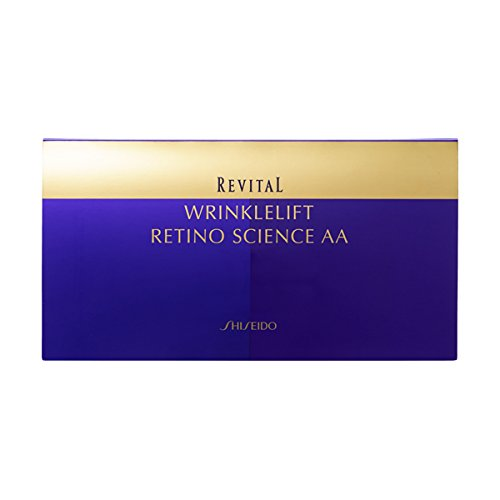 Shiseido Revital Wrinklelift Retino Science Aa Eye Mask 12 Pairs by Shiseido (Image #2)