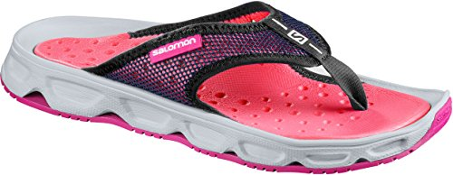 Coral fiery Rx Salomon Chanclas pink Blue gris Para Break Coral pearl Glo Mujer q6nBpAX