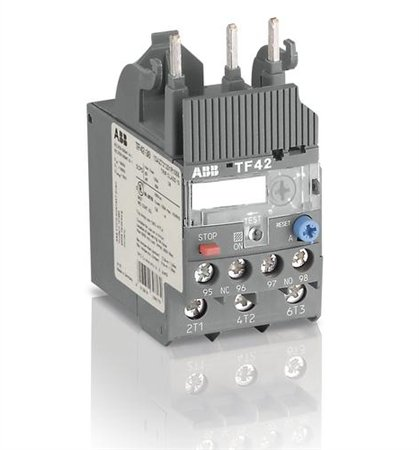 ABB TF42-3.1 2.30 - 3.10 Amp, IEC, Overload Relay