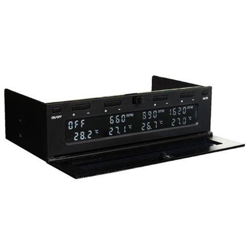 SCYTHE Kaze Master Flat PC Fan Speed Controller, for 5.25