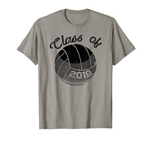 Graduation 2019 Volleyball College Highschool Graduate Shirt