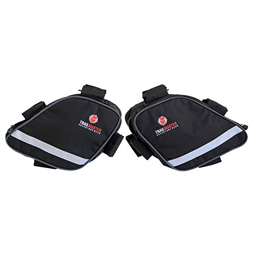 Trailmaster Adventure Gear Crash Bar Bags Hepco Becker/SW-Motech - Fits: KTM 950 Adventure 2002-2006
