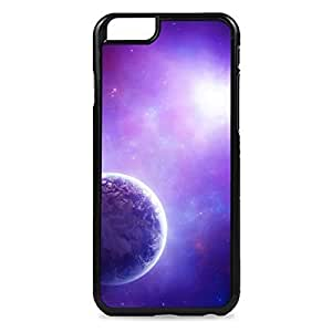 Case Fun Case Fun Purple Planet Snap-on Hard Back Case Cover for Apple iPhone 6 4.7 inch