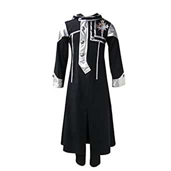 D.Gray Man Cosplay Costume - Allen Walker Exorcist 1st Large