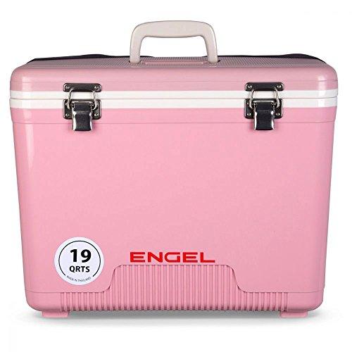 19qt dry cooler pink uc19