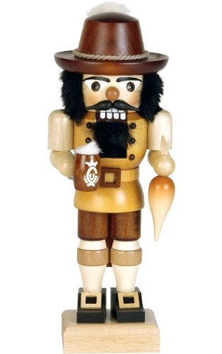 Christian Ulbricht Small Bavarian Nutcracker