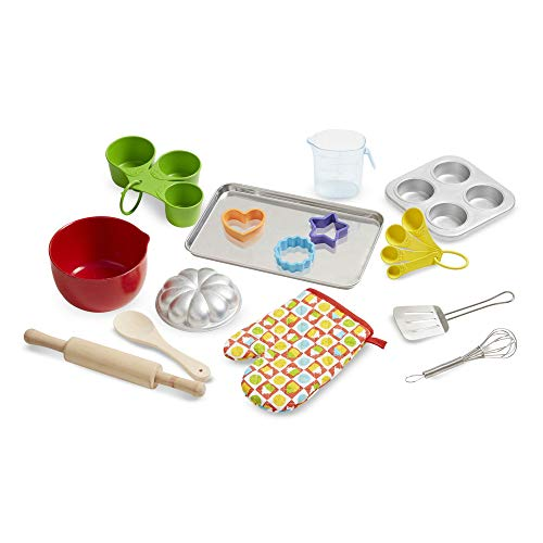 Melissa & Doug Baking Play Set (20 pieces)