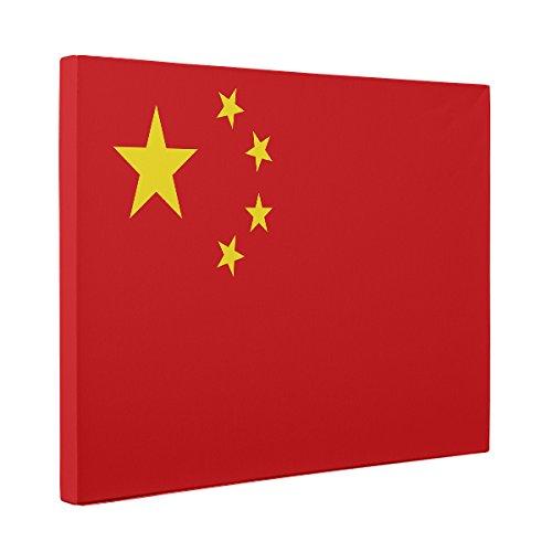 China Flag CANVAS Wall Art Home Décor