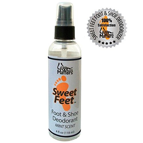 FootMatters Sweet Feet Deodorizer Spray product image