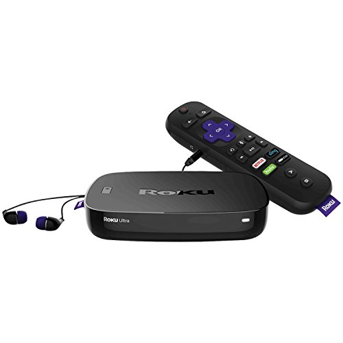 Roku 4660XB Media Player Video Converter