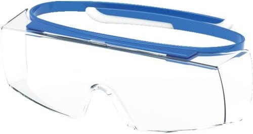 UVEX社 UVEX 一眼型保護メガネ ウベックス スーパーOTG オーバーグラス 9169066