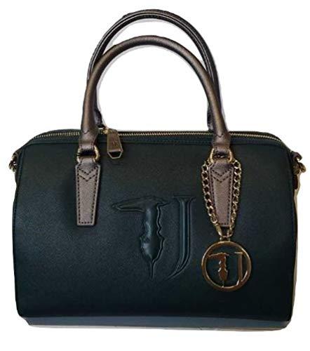 Satchel Ecoleather Trussardi Jeans Bag Ischia nTqY1wn8xP
