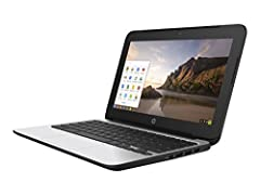 Inspire learning and help elevate productivity to the NEXT level with HP Chromebook 11. Affordable collaboration at school and work has never been so easy with Intel processors, long battery life, and an optional HD IPS panel.