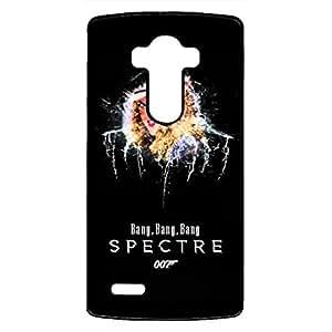 Wonderful For LG G4 Phone Case 007 Spectre Hard Case MK043