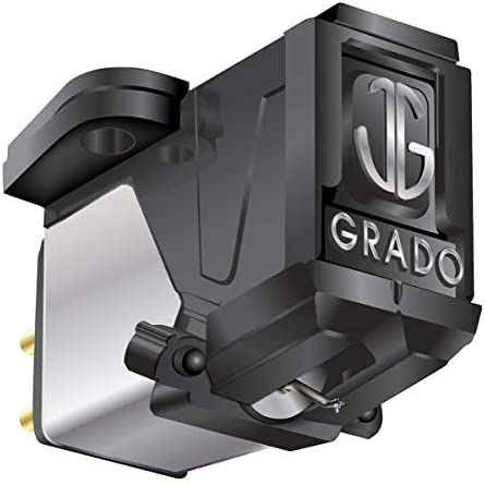 GRADO Prestige Black3 Phono Cartridge w Stylus – Standard Mount