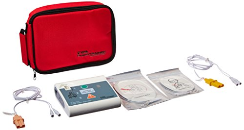 WNL Safety Products WL120ES10 Plastic AED Practi-Trainer Essentials CPR Defibrillator Training - Training Defibrillator