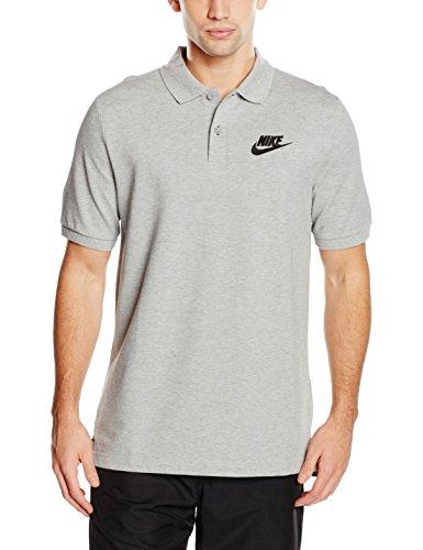 Nike Mens Matchup Polo Shirt,Grey,S