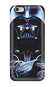 New ZippyDoritEduard Super Strong Darth Vader Movie Star Wars People Movie Tpu Case Cover For Iphone 6 Plus