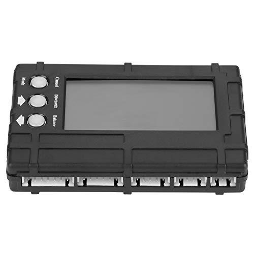 Hilitand RC Balance Cargador/descargador Indicador de Voltaje de la batería Balanceador del medidor Descargador y...