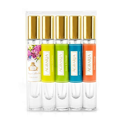 Agraria Citrus & Floral PetiteEssence Spray Collection